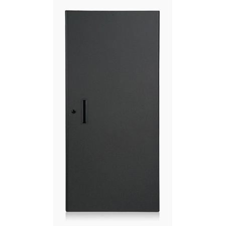 Atlas SFD24 Solid Front Door for 24RU WMA - 100 and 200 Series Racks