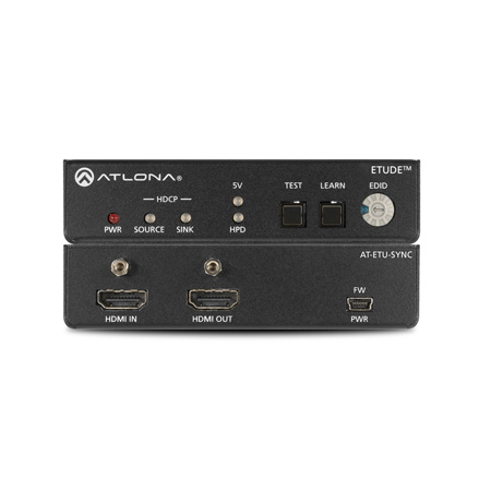 Atlona AT-ETU-SYNC Ultra High Data Rate Sync Corrector and EDID Manager