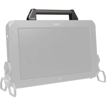 Atomos ATOMX19GRA AtomX Sumo Grab Handle - Allows for Easy Attachment wih Standard 1/4-20 Inch Screw