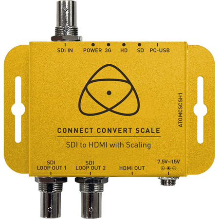 Atomos Connect Convert Scale - SDI to HDMI Converter with Scaling