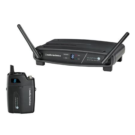 Audio-Technica ATW-1101 System 10 Digital Wireless Basic System