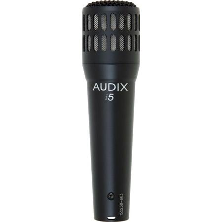 Audix i-5 Multi-Purpose Dynamic Cardioid Instrument Microphone