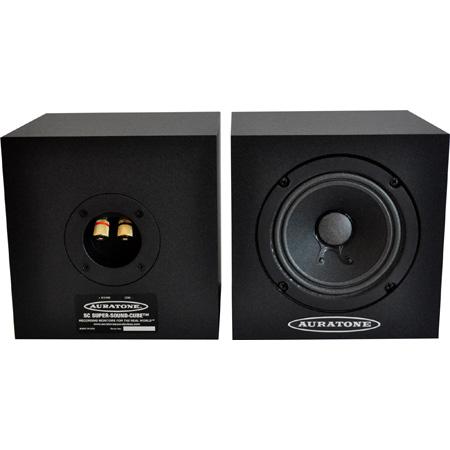 Auratone 5C Super Sound Cube Passive Monitors - Pair - Black