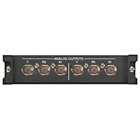 Panasonic AV-HS04M4 HD Analog Component Output board for AVHS410 & AVHS450