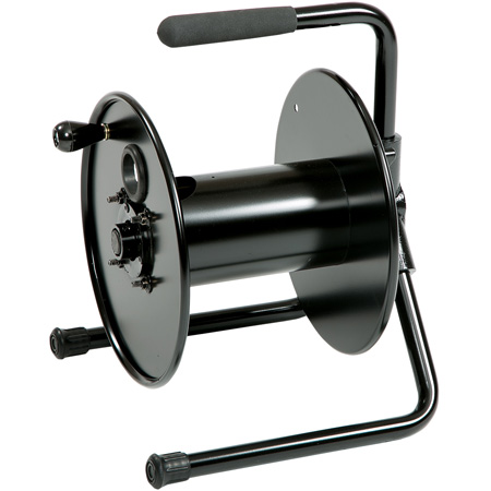 Hannay AVC16-10-11 Cable Reel Black