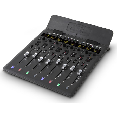 Avid S1 Eucon-Enabled Control Surface