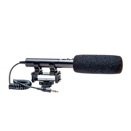 Azden SGM-990 DSLR Camera Mic w/ 2 Pick-Up Patterns