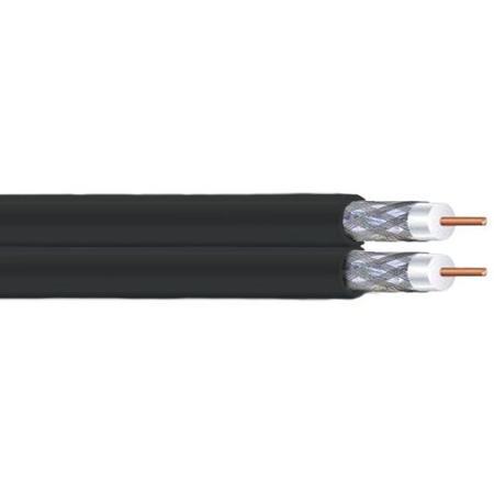 Belden 7700A 75 Ohm Ultra-mini RG-59 30AWG Plenum S-Video Cable - Per Foot