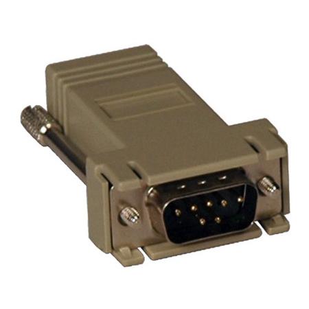 Tripp Lite B090-A9M DB9M - RJ45 Modular Serial Adapter