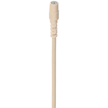 Countryman B2DW4FF05LAT B2D Directional Lavalier for Audio Technica 1100/200/2000/3000 Series - Light Beige