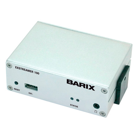 Barix Mounting Bracket for Ex-/Instreamer Devices