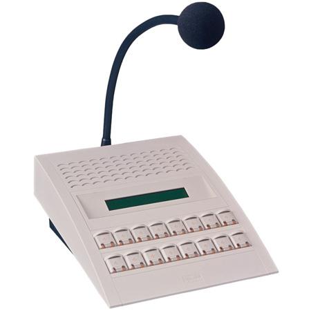 Barix PS16 Professional IP Paging and Intercom Master Station