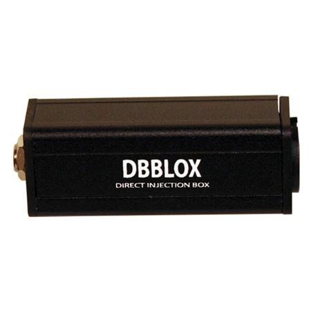 Rapco DBBLOX Hi to Low Z Transformer