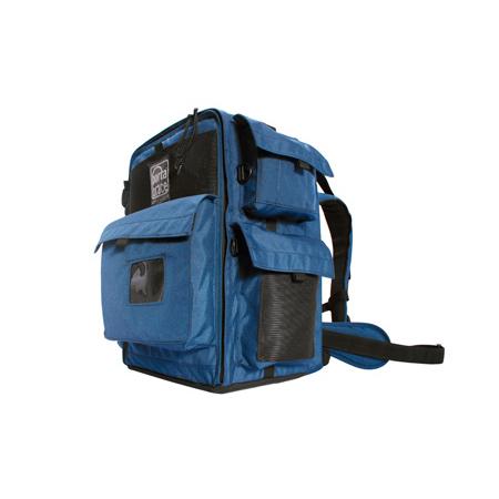 PortaBrace BC-2N Large - DSLR Backpack Camera Case - Blue