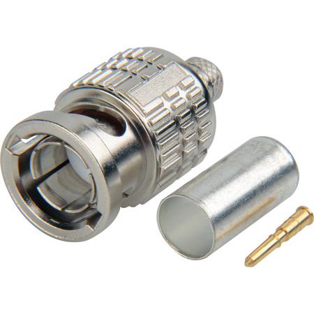 Canare BCP-B31F 75 Ohm BNC Crimp Plug for L-3CFW
