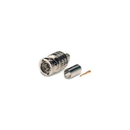 Canare BCP-B3F 75 Ohm BNC Crimp Plug for L(S)-3CFB