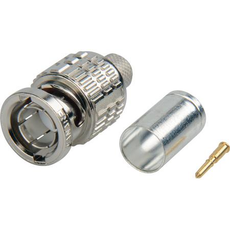 Canare BCP-B51F 75 Ohm BNC Crimp Plug for L-5CFW