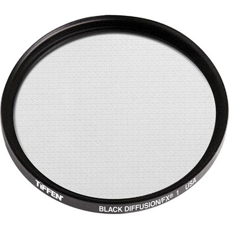 Tiffen 82mm Black Diffusion FX #1