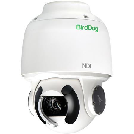 BirdDog Studio BDA200 Eyes A200 IP67 Weatherproof Full NDI PTZ Camera with Sony Sensor & SDI - White