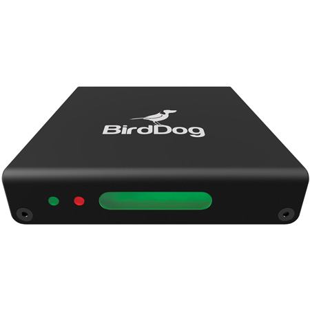 BirdDog BDMINIHDMI Mini NDI Encoder/Decoder with Tally and PoE