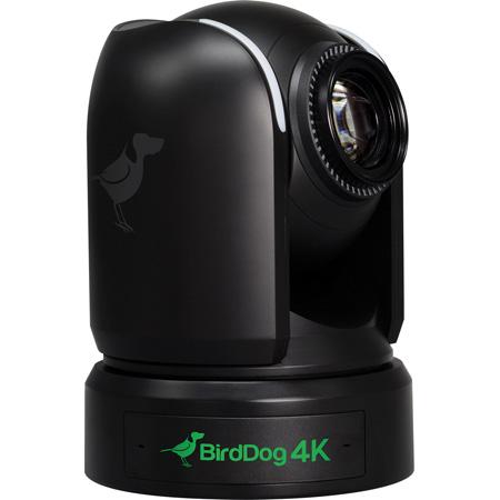 BirdDog Studio BDP4K 4K 10-Bit Full NDI PTZ Camera with 1-Inch Sony Sensor - Black