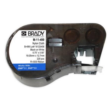 Brady M-11-499 BMP51/BMP53 Label Maker Cartridge