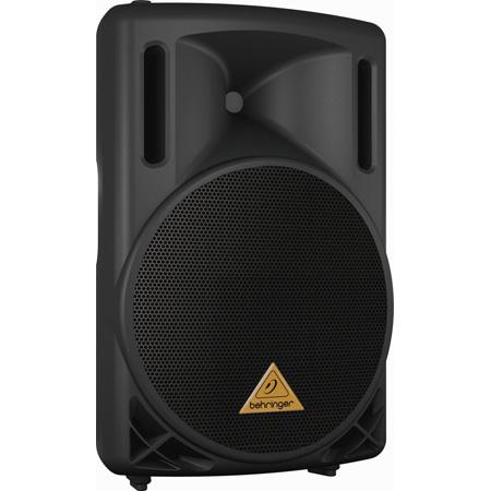Behringer Eurolive B212D Active 550W 2-Way PA Speaker System 12 In.
