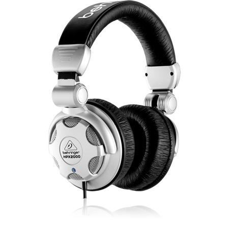 Behringer HPX2000 High-Definition DJ Headphones