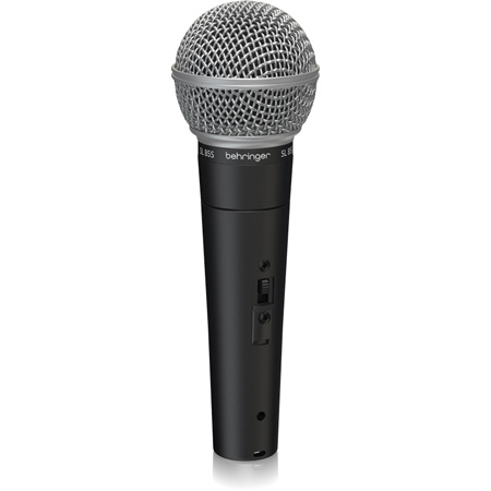 Behringer SL-85S Dynamic Cardioid Microphone