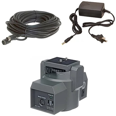 Bescor MP1XL MP101 / RE50 and PS260 Motorized Pan & Tilt Complete Kit