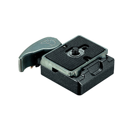Manfrotto 323 RC2 Rapid Connect Adapter with 200PL-14 Plate