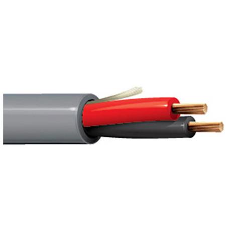 Belden 1311A 12AWG Indoor/Outdoor Direct Burial Speaker Cable (Black) 500 Feet