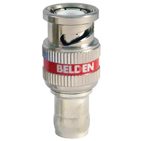 Belden 1505ABHD1 1505A RG59 HD BNC 1-Piece Compression Connector