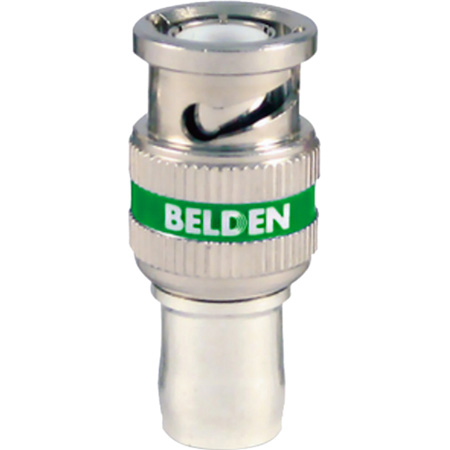 Belden 1695ABHD1 RG6 Plenum Size 2 BNC HD Connector