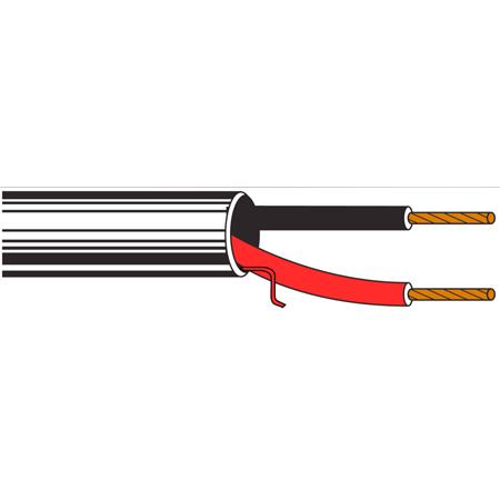 Belden 6300UE Plenum Non-Paired Unshielded Audio & Alarm Cable - 1000 Foot