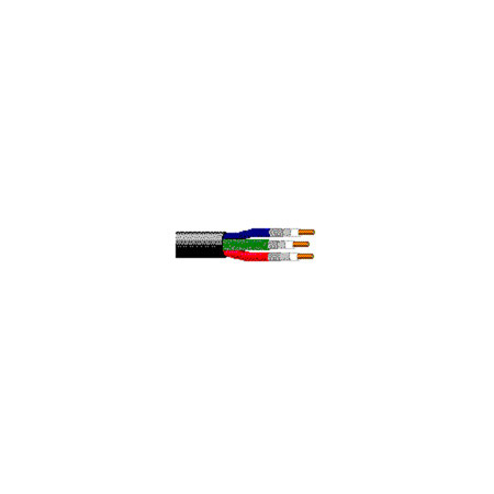Belden 7787A 3 Channel SDI Coaxial Cable - Per Foot