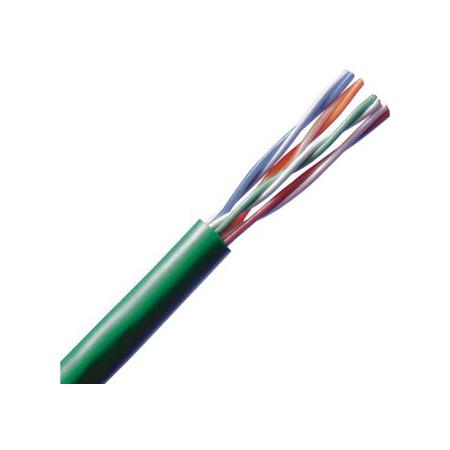Belden 7988P Plenum CAT5e 4 Pair 24 AWG FEP PVC Cable - 1000 Foot