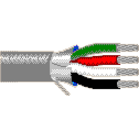 Belden 9534 4 Conductor RS232 Cable 500 Ft