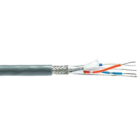 Belden 9842 2 Pair 24 AWG RS-485 Computer Cable - 500 Foot