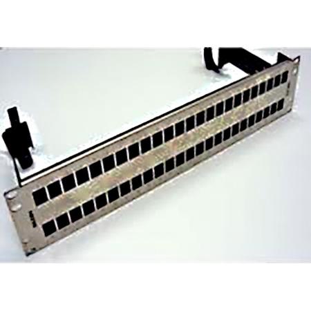 Belden AX103256 10GX KConn Patch Panel 48-P 2U
