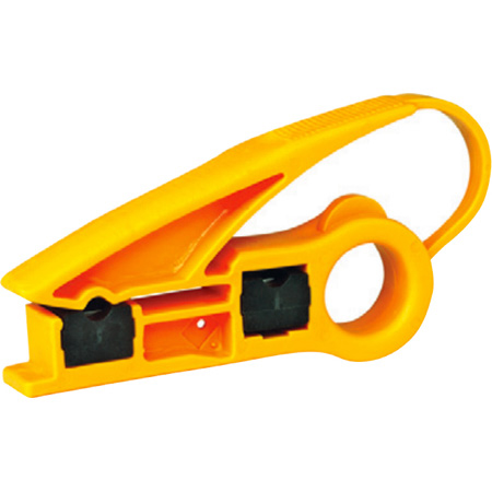 Belden CST596596 Cable Preparation Tool with Two Blade Modules for Preparation of Series RG59/RG6 Coaxial Cables