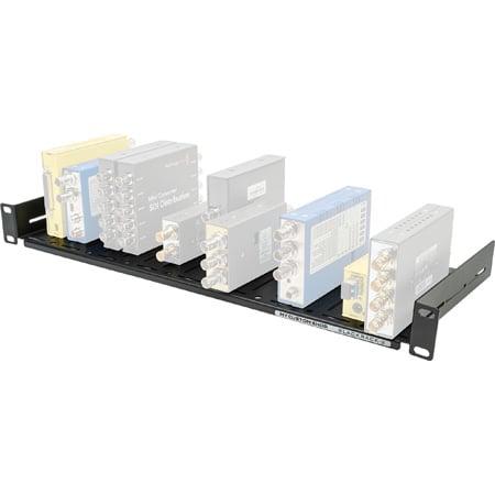 My Custom Shop BLACKRACK-2 Universal Mini Converter Rackmount - 3RU