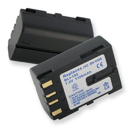 Battery Pack JVC-BN-V408U