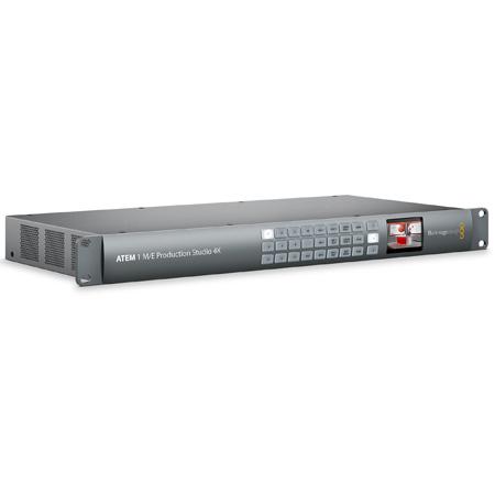 Blackmagic ATEM 1 M/E Production Studio 4K Switcher with DVE & Stinger Transitions