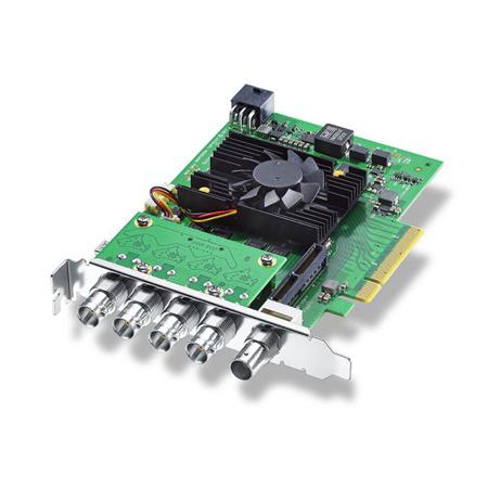 Blackmagic BMD-BDLKHCPRO8K12G DeckLink 8K Pro with Quad Link 12G-SDI