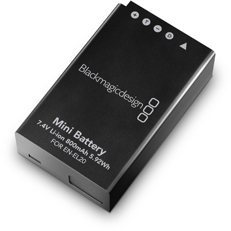 BlackMagic BMD-BMPCCASS/BATT Pocket Cinema Camera Battery