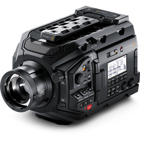 Blackmagic BMD-CINEURSAMWC4K URSA Broadcast Camera