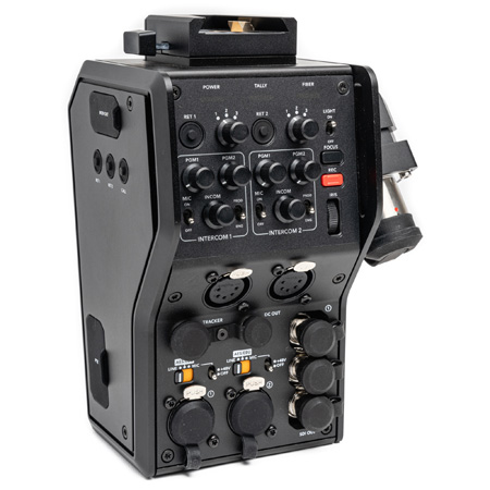 Blackmagic Design BMD-CINEURSANWFRCAM SMPTE Hybrid Camera Fiber - Bstock - Unit is Scratched