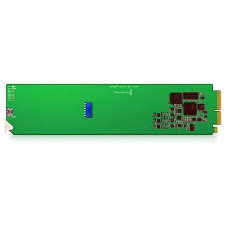 Blackmagic CONVOPENGCSAUD OpenGear Mini Converter - SDI to Audio
