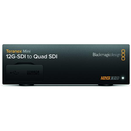 Blackmagic CONVNTRM/DB/SDIQD Teranex Mini - 12G-SDI to Quad SDI